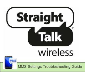 Straight talk mms not working
