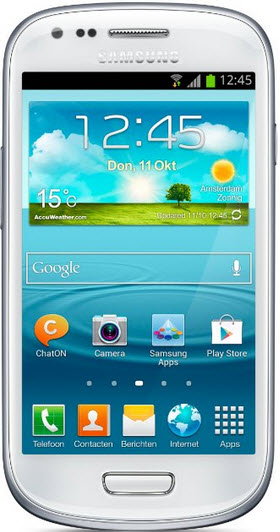 apn settings samsung galaxy s3 Mini
