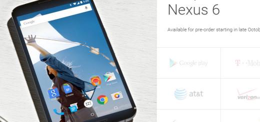 nexus 6 apn settings