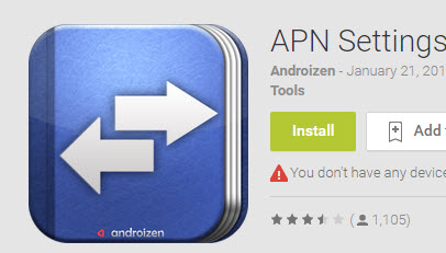 APN changer – How to change the APN Settings on your phone