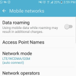 How to configure APN Settings on your Android Phone